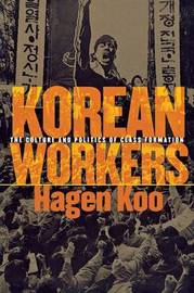 Korean Workers by Hagen Koo image
