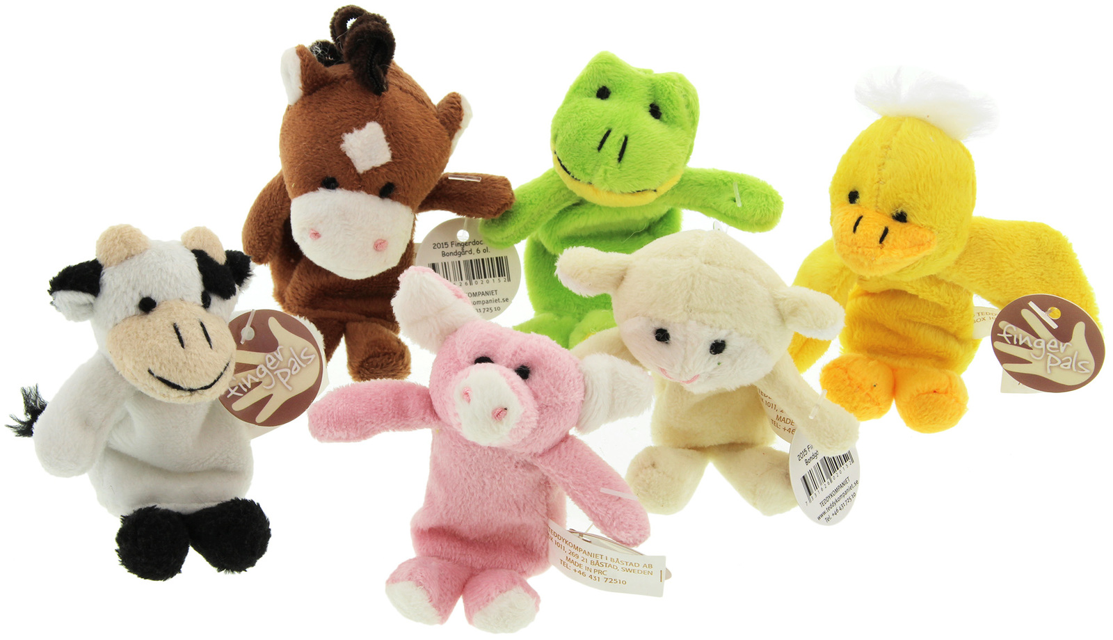 Finger Puppet - Farm Collection (Assorted) image