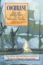 Cochrane: The Fighting Captain by Robert Harvey image