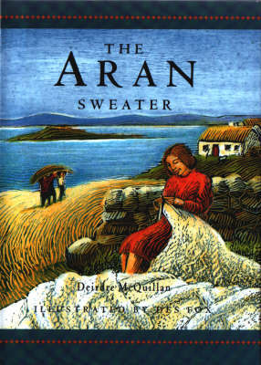 The Aran Sweater by Deirdre McQuillan image