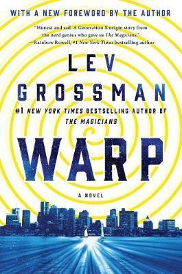 Warp by Lev Grossman image