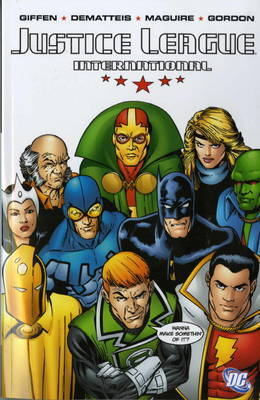 Justice League International: v. 1 by Keith Giffen image