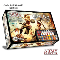 Army Painter Guild Ball: Kick Off! Paint Set
