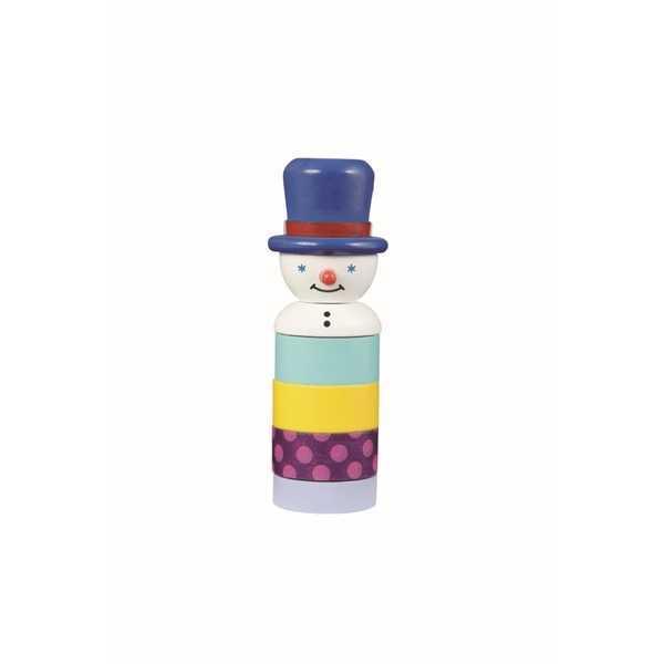 Mark's Tokyo Edge:Washi Tape Gift Set - Snowman