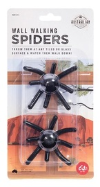 IS Gifts: Wall Walking Spiders - 2-Pack