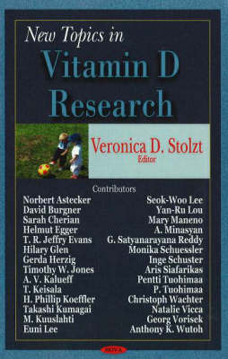New Topics in Vitamin D Research image