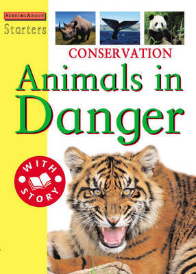 Conservation: Animals in Danger by Jim Pipe image