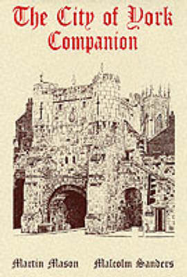 The City of York Companion by Martin Mason image