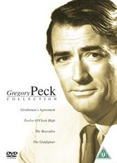 Gregory Peck Collection (gentlemen's Agreement, Twelve O'clock High, Bravados, The Gunfighter) (4 Disc) on DVD