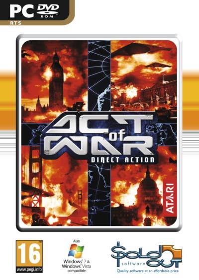Act of War: Direct Action for PC Games image