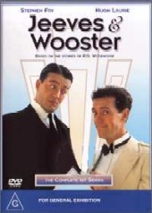 Jeeves And Wooster - Series 1 (2 Disc) on DVD