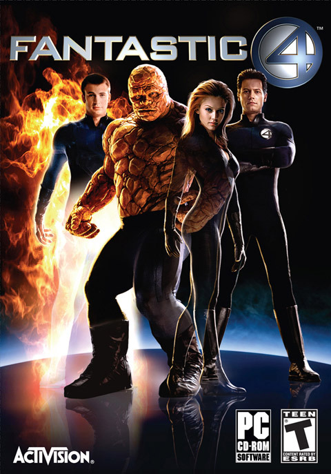 Fantastic 4 for PC Games