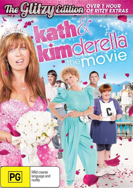 Kath and Kimderella DVD