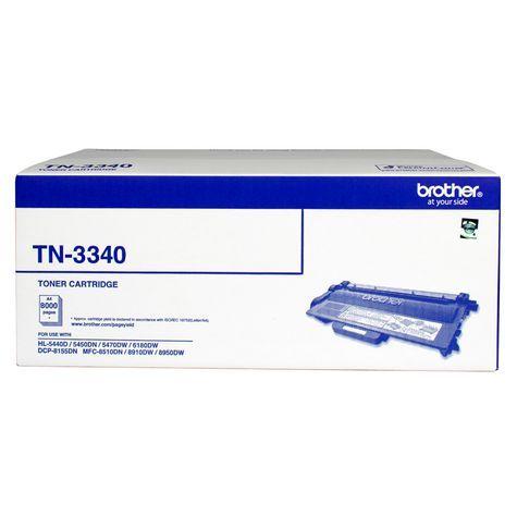 Brother TN-3340 High Yield Toner (Black)