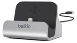 Belkin - Lightning ChargeSync Dock (Black)