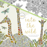 Kaisercolour: Into the Wild Colouring Book by Kaisercraft