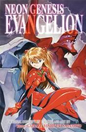 Neon Genesis Evangelion: Vols. 7, 8 & 9 by Yoshiyuki Sadamoto