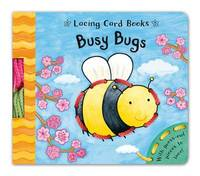 Lacing Card Books: Busy Bugs image