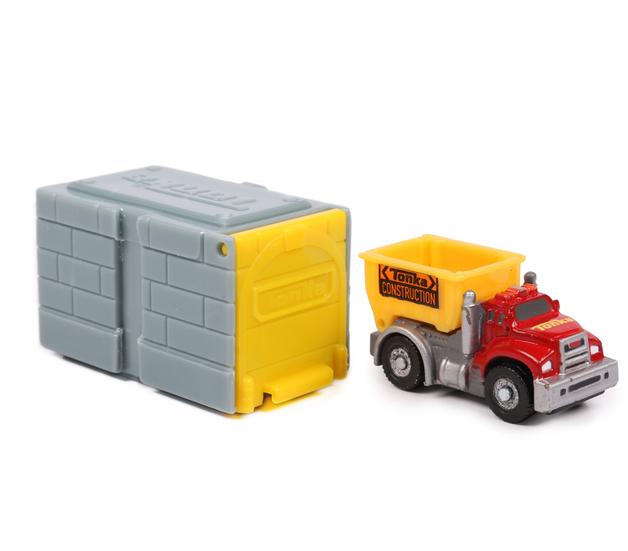 Tonka Tiny's: Collectable Micro Truck (BlindBox)