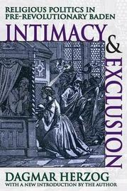 Intimacy and Exclusion image
