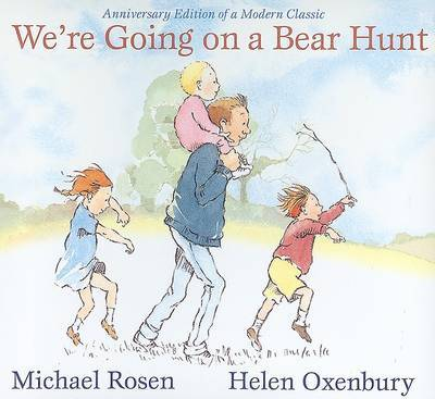 We're Going on a Bear Hunt by Michael Rosen image