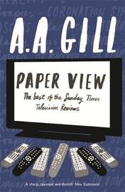 Paper View by Adrian Gill