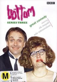 Bottom - Series 3 on DVD image