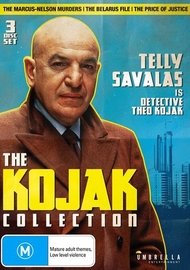 The Kojak Collection on DVD image