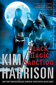 Black Magic Sanction by Kim Harrison image