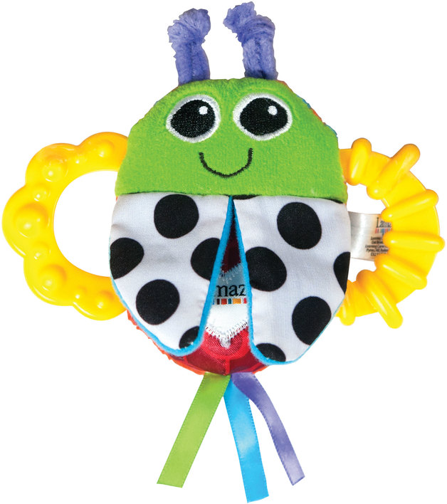 Lamaze: Bitty Bite Bug Rattle
