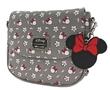 Loungefly: Disney - Minnie Print Handbag