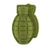 Foster & Rye: Grenade - Silicone Ice Mold
