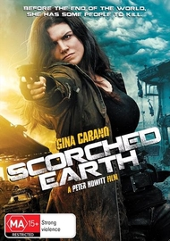 Scorched Earth on DVD