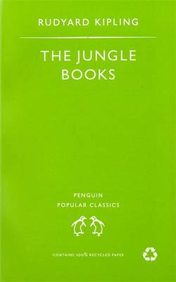 The Jungle Books by Rudyard Kipling image