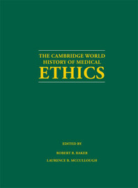 The Cambridge World History of Medical Ethics image