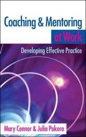 Coaching and Mentoring at Work by Mary P Connor image