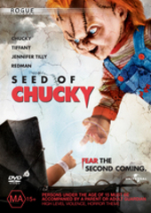 Seed Of Chucky on DVD