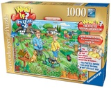 Ravensburger 1000 Piece WHAT IF? Jigsaw Puzzle - Open Day