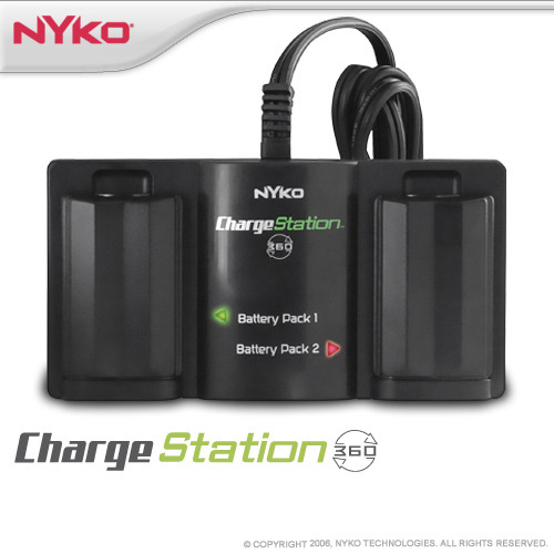 Nyko Charge Station for Xbox 360