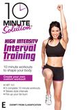 10 Minute Solution: High Intensity Interval Training DVD