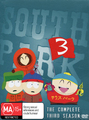 South Park - The Complete 3rd Season (3 Disc Box Set) on DVD