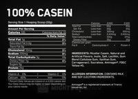 Optimum Nutrition Gold Standard 100% Casein - Chocolate Supreme (1.81kg) image