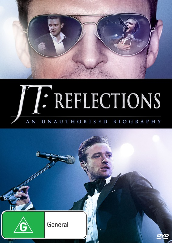 Justin Timberlake: Reflections (Unauthorised Biography) on DVD