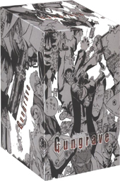 Gungrave Complete Collection (7 Disc) on DVD