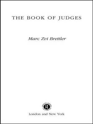 The Book of Judges by Marc Zvi Brettler