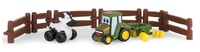 John Deere: Adventure Packs - Johnny Tractor & Cow