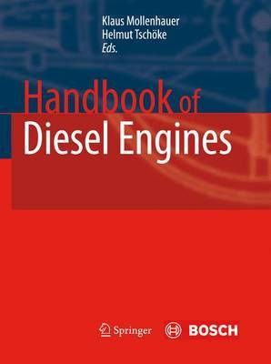Handbook of Diesel Engines image