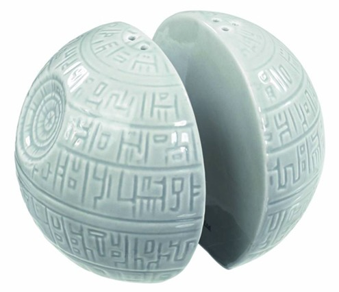Star Wars: Death Star - Salt & Pepper Shakers
