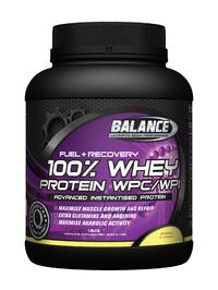 Balance 100% Whey Protein - Banana (1.5kg)