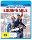 Eddie The Eagle on Blu-ray